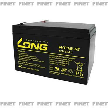 باتری یو پی اس LONG مدل WP12-12