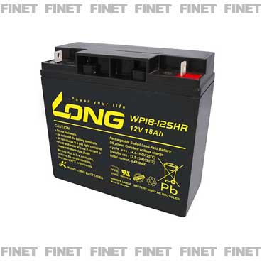 باتری یو پی اس LONG مدل WP18-12SHR