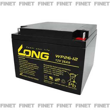باتری یو پی اس LONG مدل WP26-12