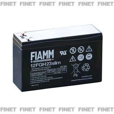 باتری یو پی اس فیام - FIAMM مدل 12 fgh 23-slim | باتری فیام | باتری | باتری | یو پی اس