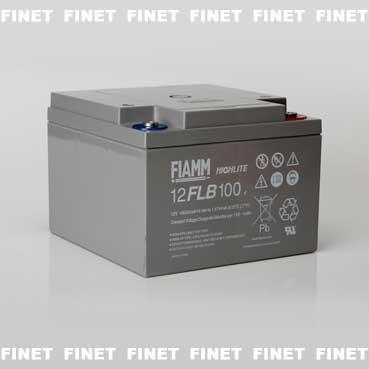 باتری یو پی اس فیام - FIAMM مدل 12 flb 100 | باتری فیام | باتری | باتری | یو پی اس