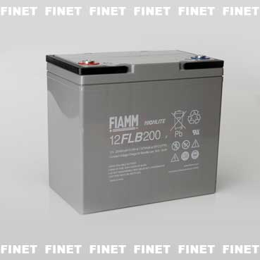 باتری یو پی اس فیام - FIAMM مدل 12 flb 200 | باتری فیام | باتری | باتری | یو پی اس