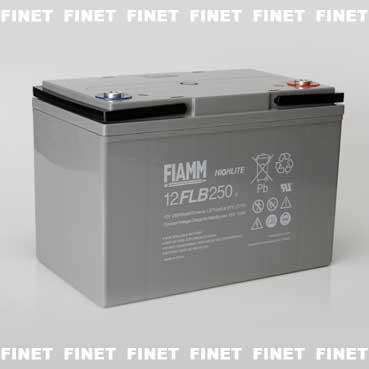 باتری یو پی اس فیام - FIAMM مدل 12 flb 250 | باتری فیام | باتری | باتری | یو پی اس