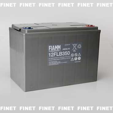 باتری یو پی اس فیام - FIAMM مدل 12 flb 350 | باتری فیام | یو پی اس | یو پی اس | باتری