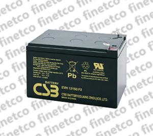 باتری یو پی اس csb EVH12150