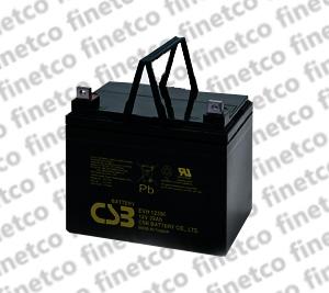 باتری یو پی اس csb EVH12390