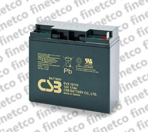 باتری یو پی اس csb EVX12170