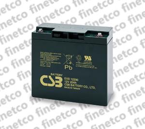 باتری یو پی اس csb EVX12200