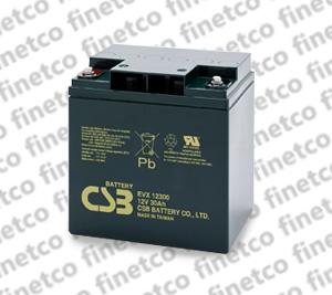 باتری یو پی اس csb EVX12300