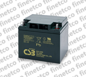 باتری یو پی اس csb EVX12400