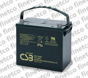 باتری یو پی اس csb EVX12520