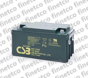 باتری یو پی اس csb EVX12650