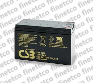 باتری یو پی اس csb EVX1272