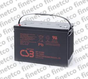باتری یو پی اس csb GP121000