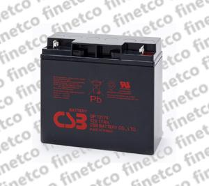 باتری یو پی اس csb GP12170