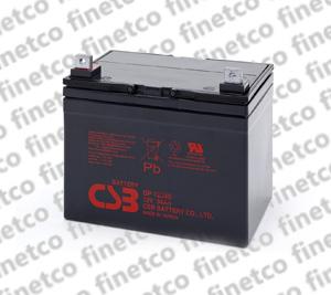 باتری یو پی اس csb GP12340