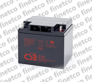 باتری یو پی اس csb GP12400
