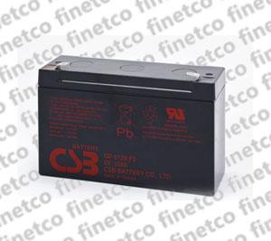 باتری یو پی اس csb GP6120