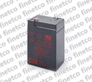 باتری یو پی اس csb GP645