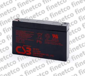باتری یو پی اس csb GP672