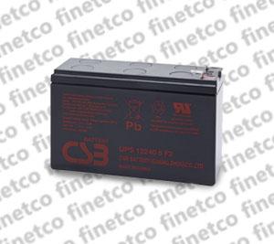 باتری یو پی اس csb UPS122406