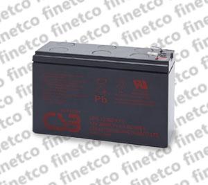باتری یو پی اس csb UPS123606