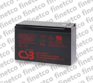 باتری یو پی اس csb UPS12460