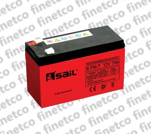 باتری یو پی اس sail 6-FM-7