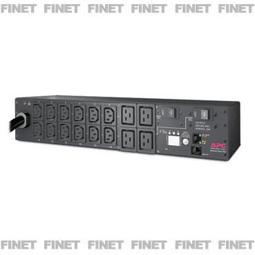 پی دی یو APC Metered Rack PDU مدل AP7811