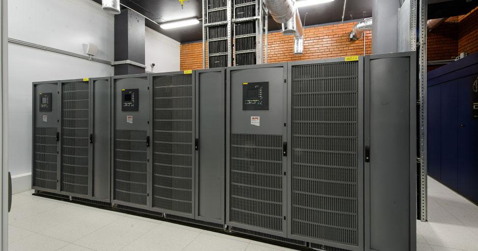 یو پی اس datacenter