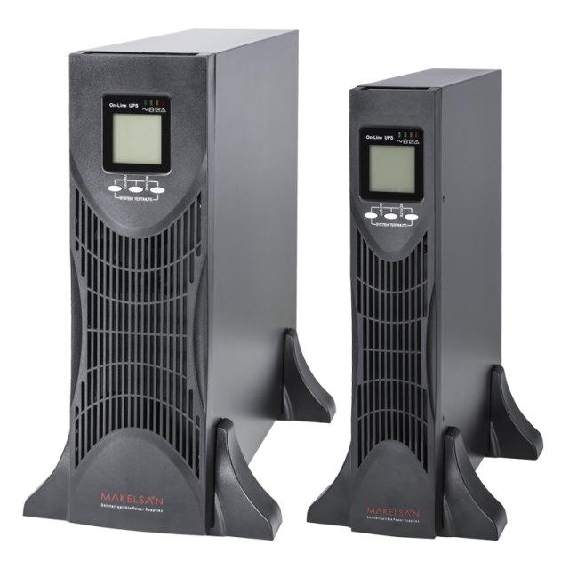 یو پی اس Makelsan POWERPACK RT PRO SERIES 1-3 kVA
