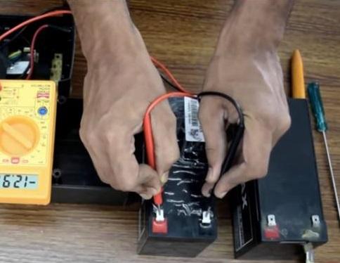 تعمیر باتری یو پی اس