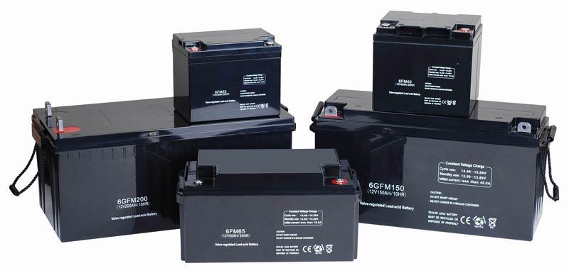 باتری در سیستم های یو پی اس